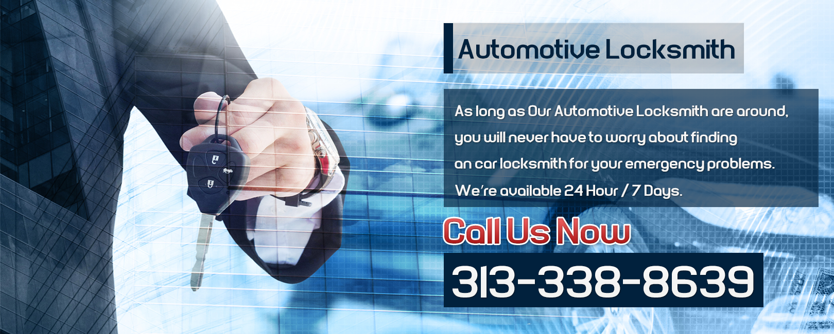Automotive Locksmith Detroit MI