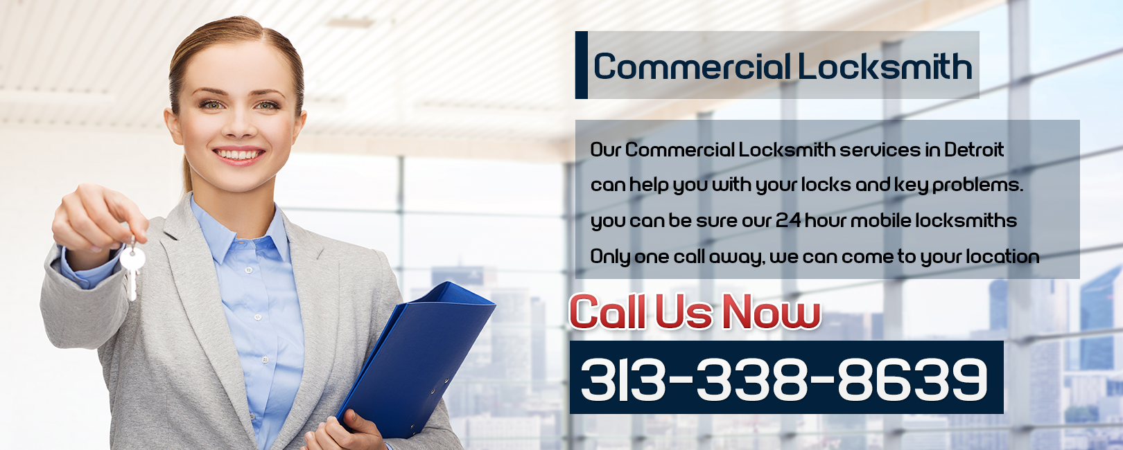 Commercial Locksmith Taylor MI